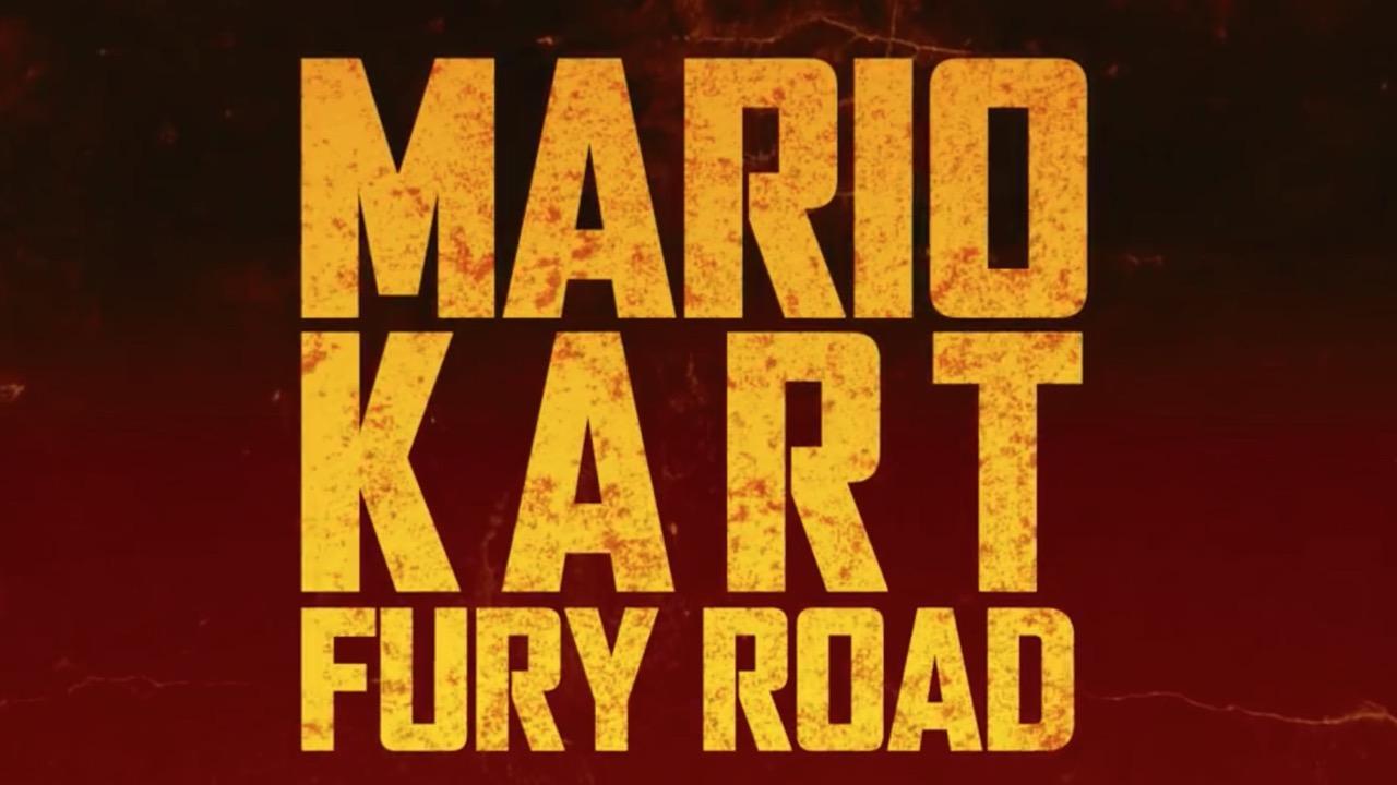 Mario Kart Mad Max3