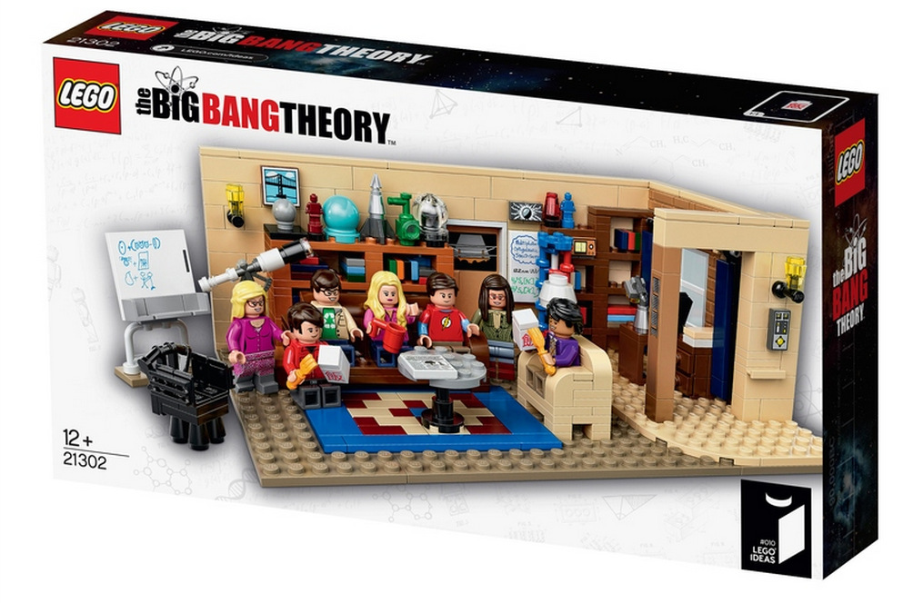 Big Bang Theory LEGO (1)