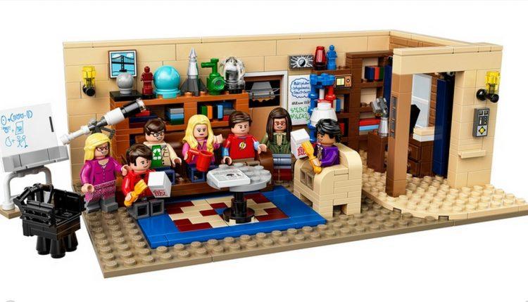 Big Bang Theory LEGO (8)