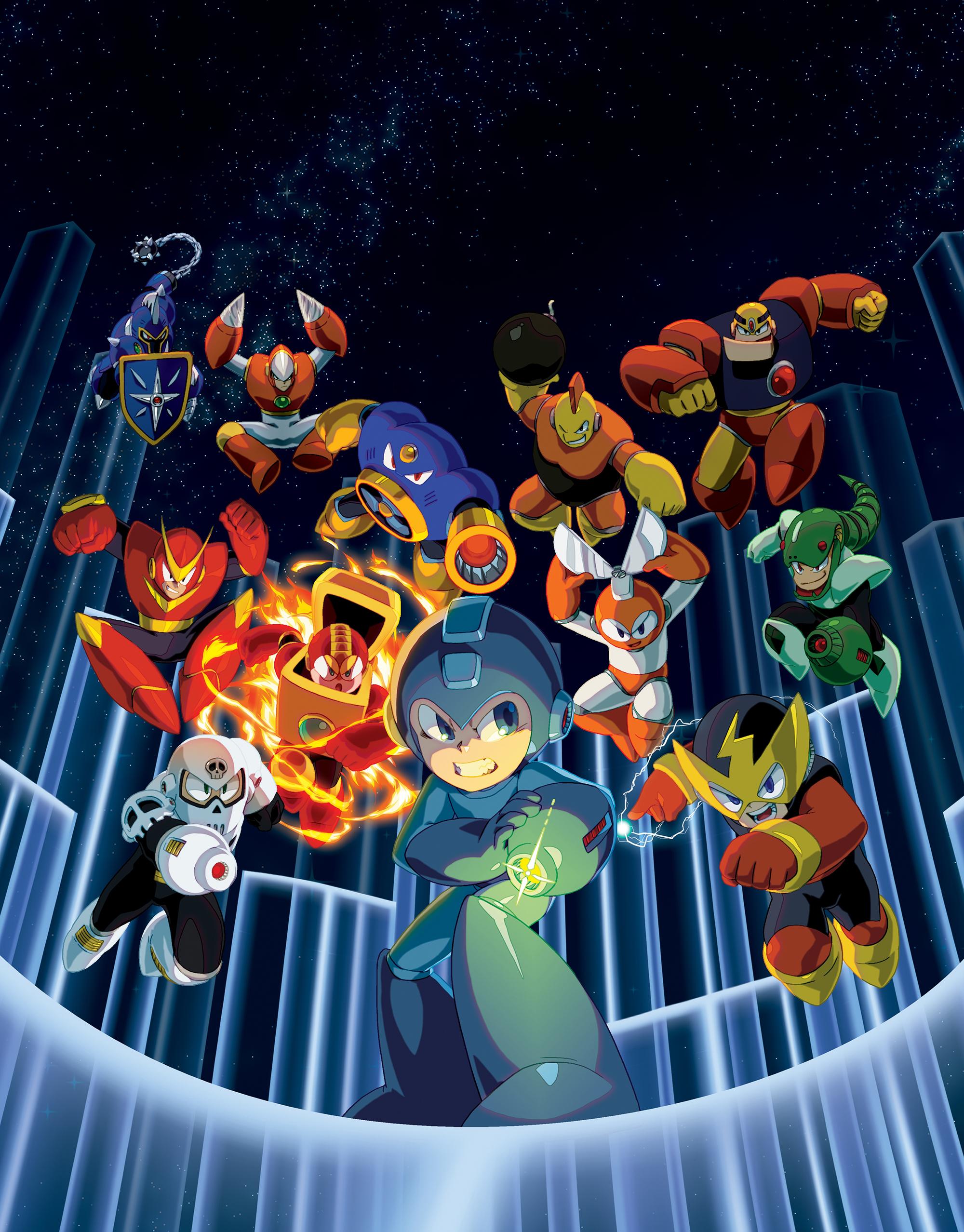 Megaman Legacy