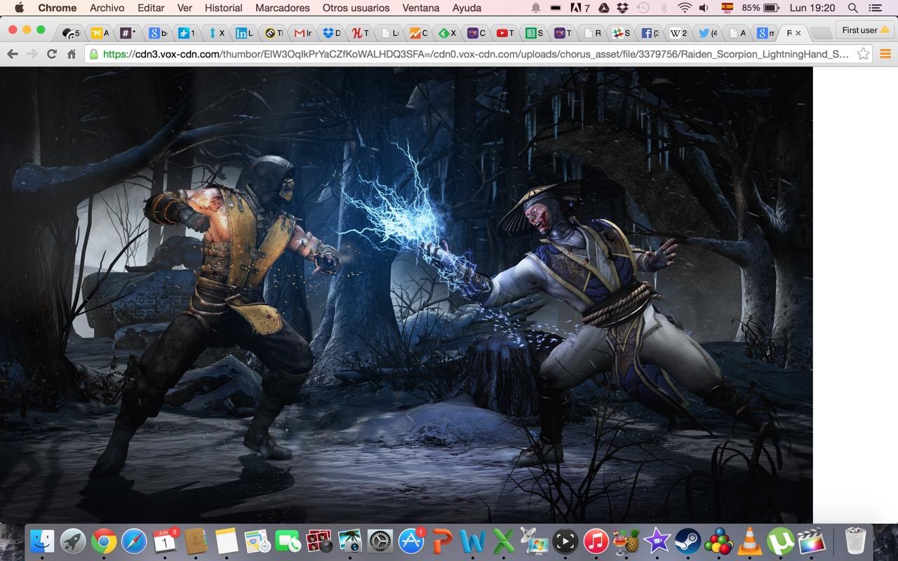 Mortal Kombat los mejores juegos del 2015