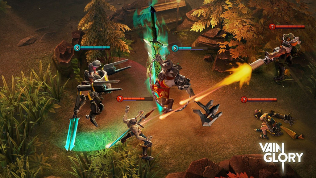 Vainglory Android (2)