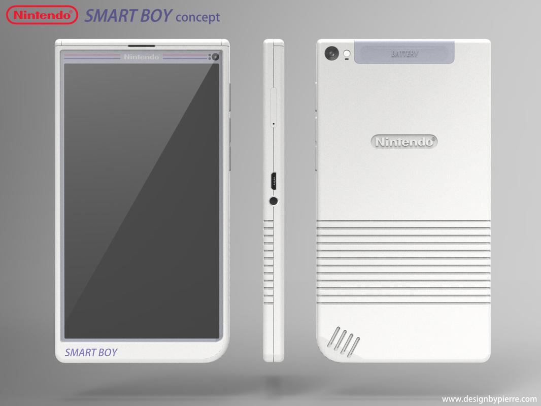 Nintendo Smartphone2