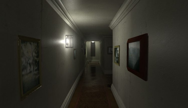 P.T. on PC PuniTy Silent hills remake (4)