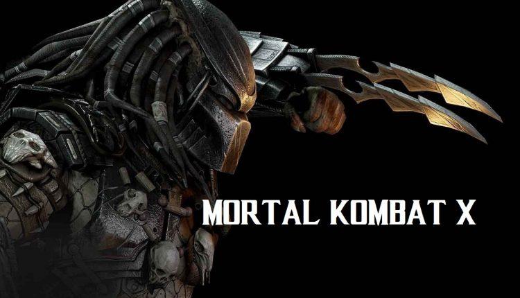 Predator Mortal Kombat X (1)