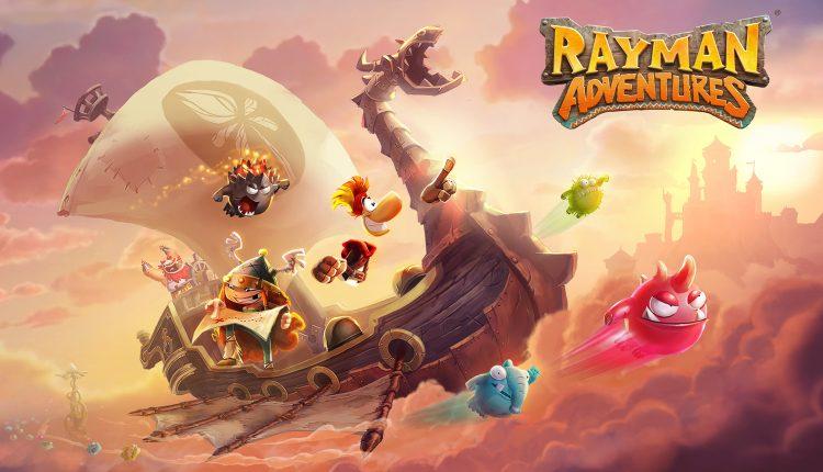 Rayman Adventures 2