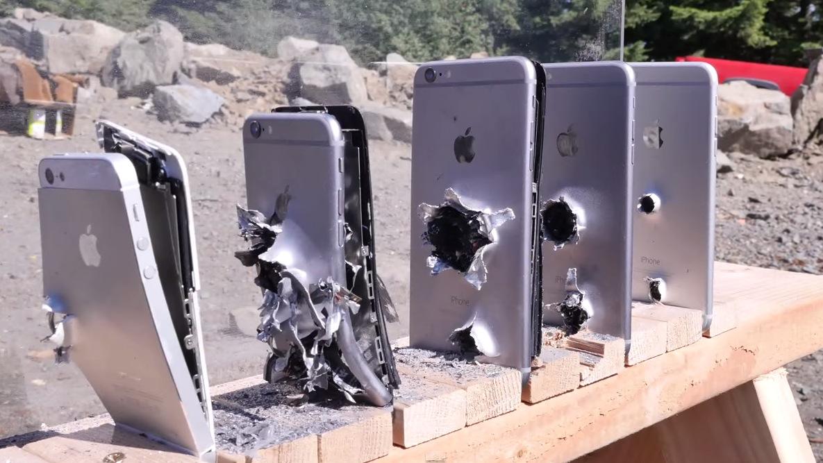 iPhones bala prueba resistencia (2)