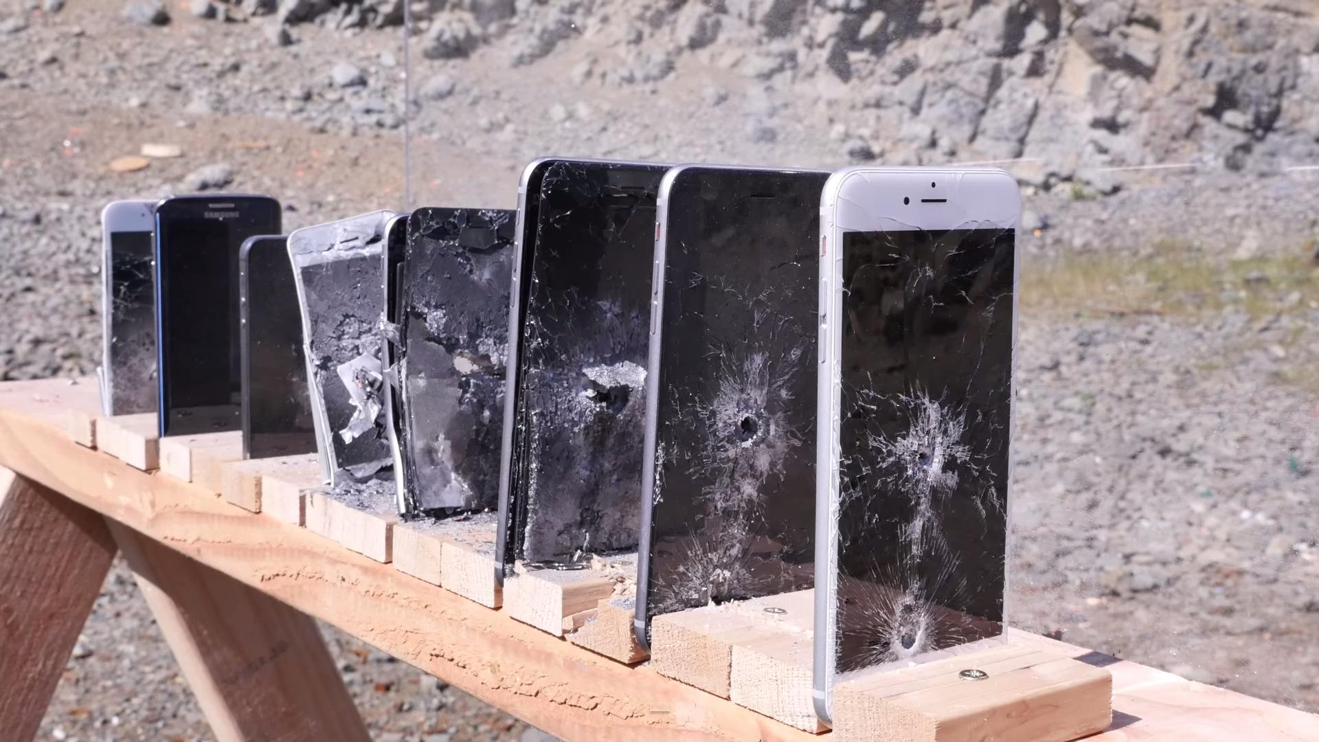 iPhones bala prueba resistencia (6)