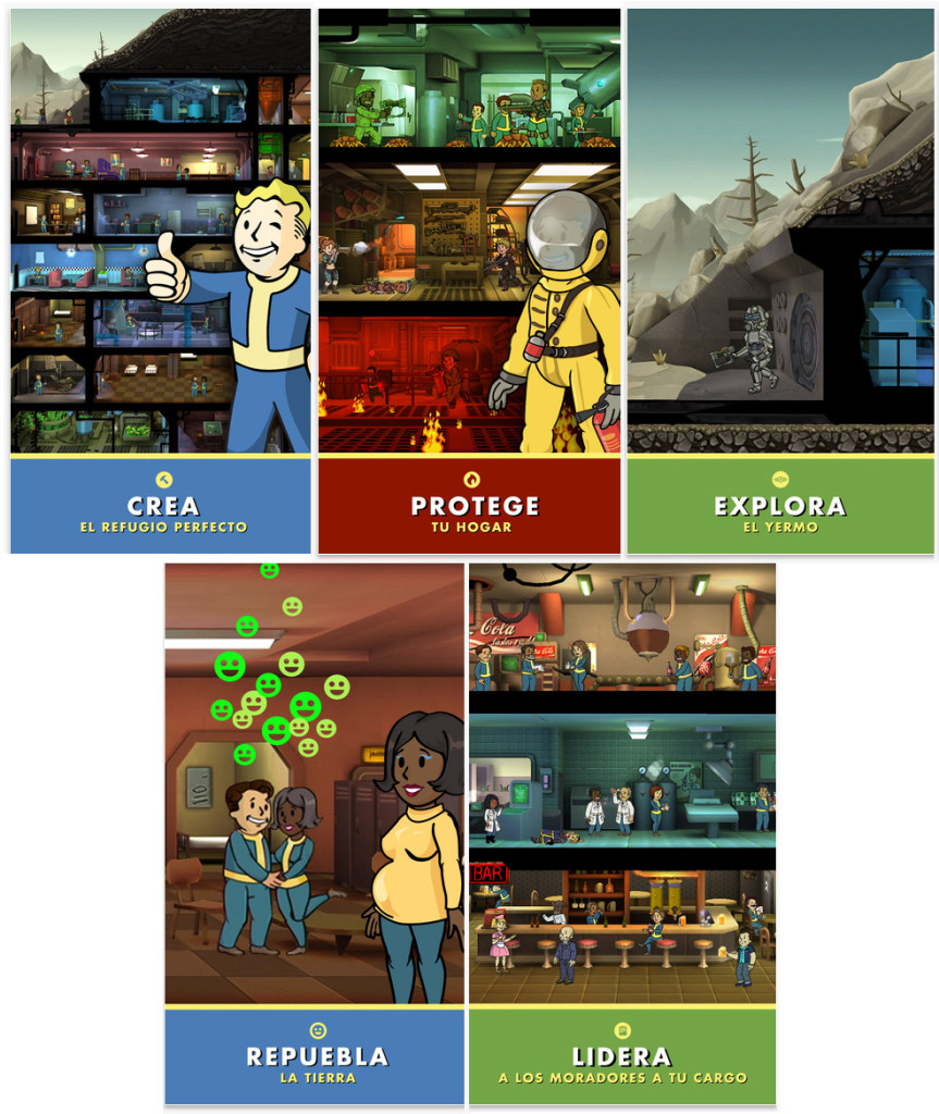 Fallout Shelter Android descargar gratis download  (2)
