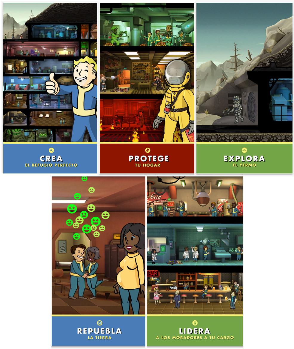 Fallout Shelter Android descargar gratis download  (2)