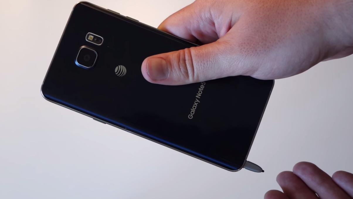 Galaxy not 5 stylus problem (1)