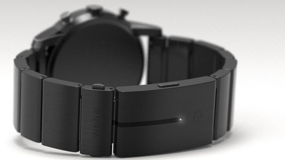 Sony smartwatch Wena (1)