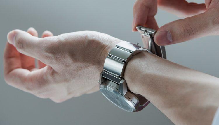 Sony smartwatch Wena (4)