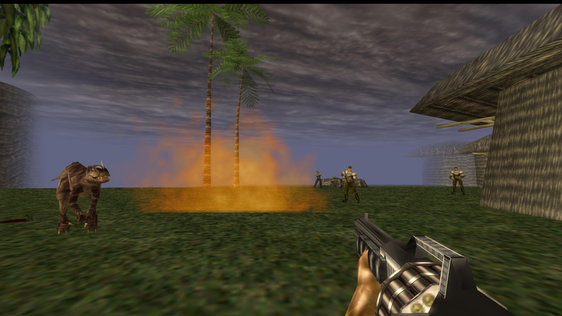 Turok remastered PC (1)