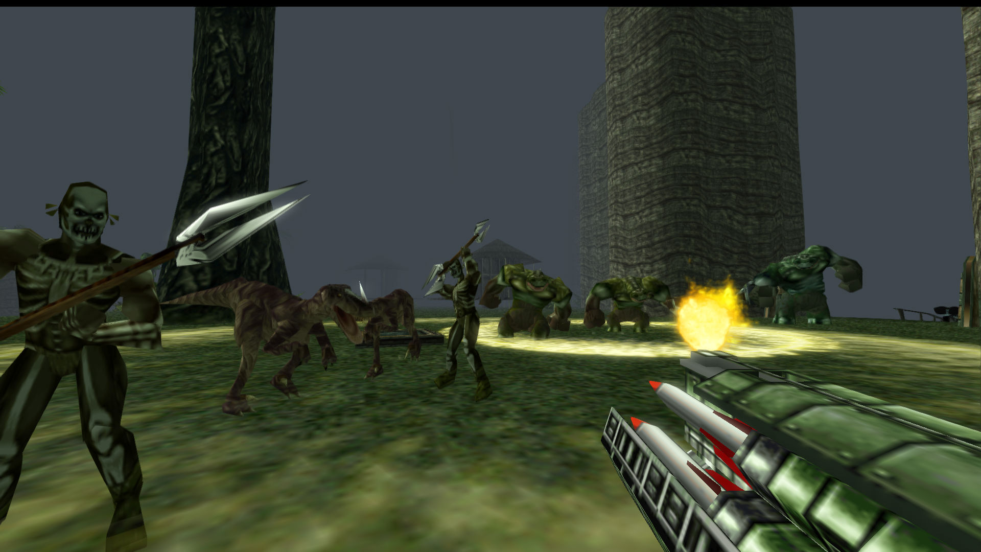 Turok remastered PC (5)