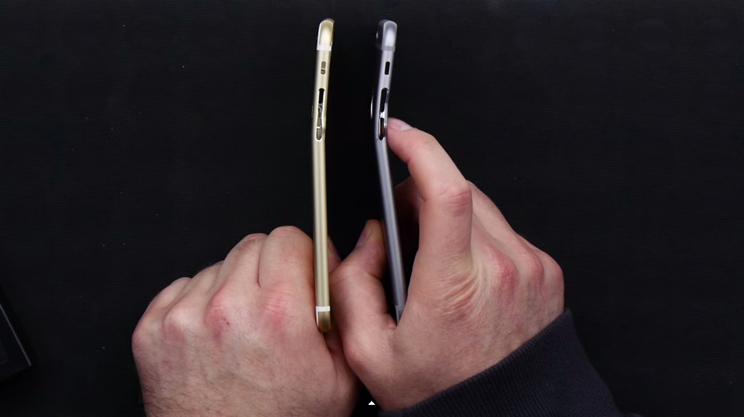 iPhone bent test (3)