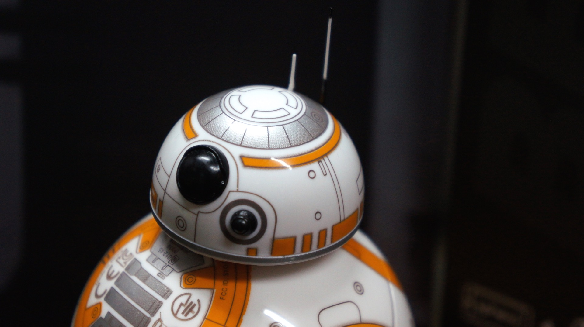 BB-8 unboxing Star Wars3