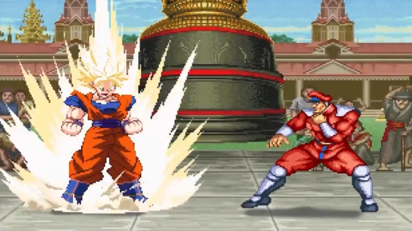 Goku Street Fighter (3)