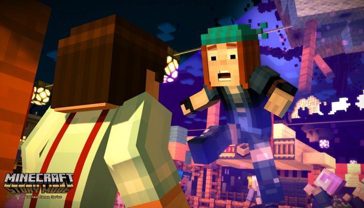 Minecraft Story Mode (3)