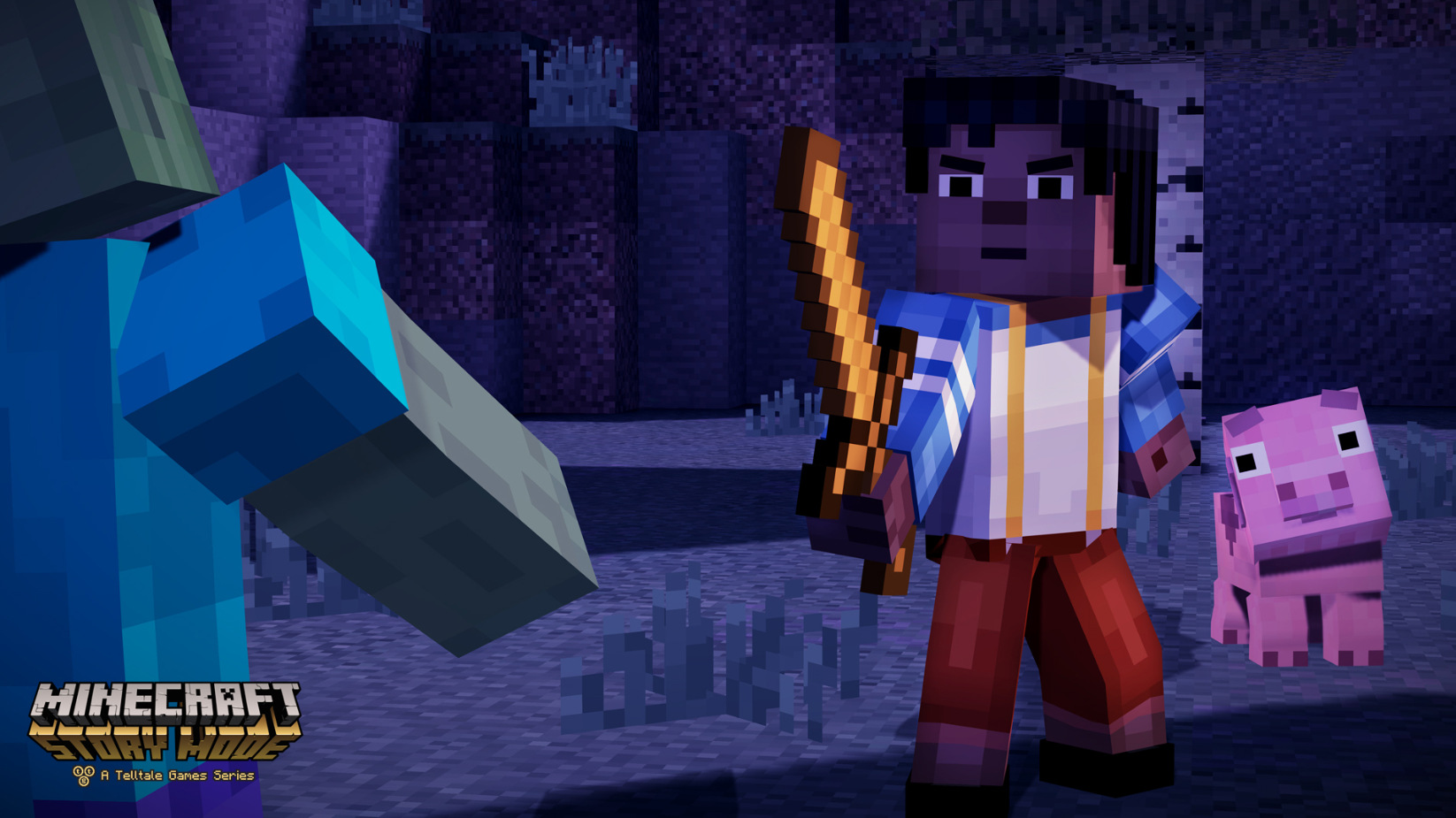 Minecraft Story Mode (4)