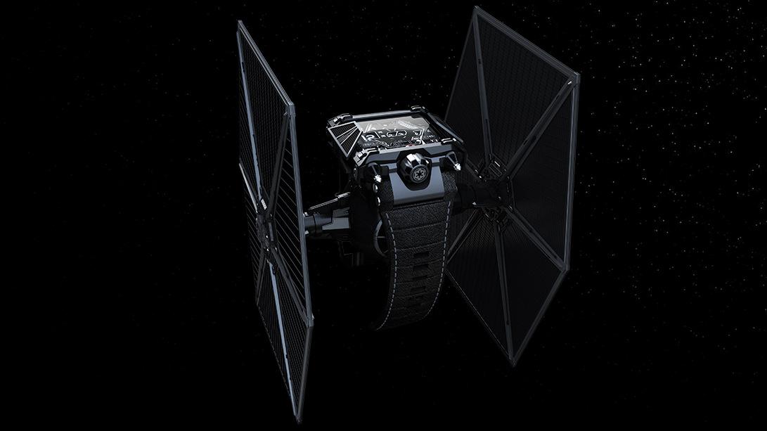 Star Wars watch devon reloj lujo (6)