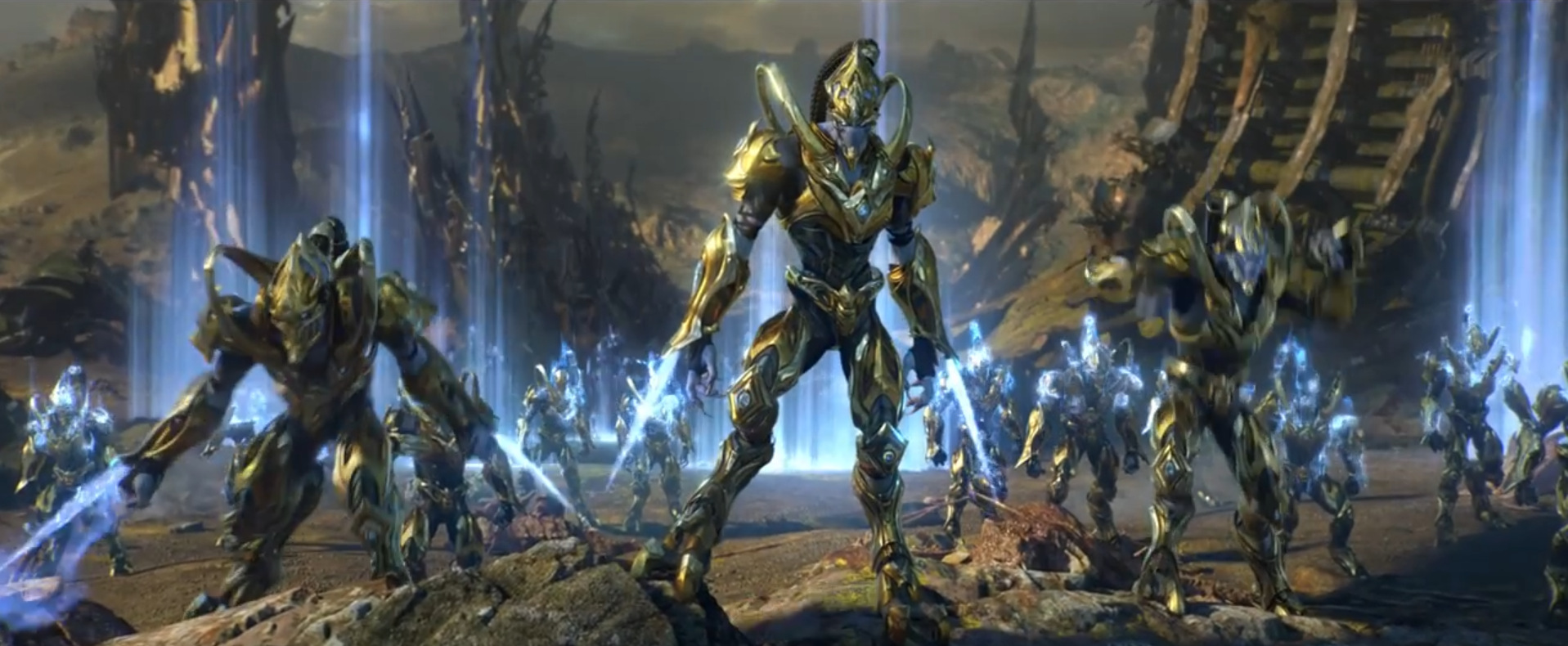 StarCraft 2 Legacy (2)