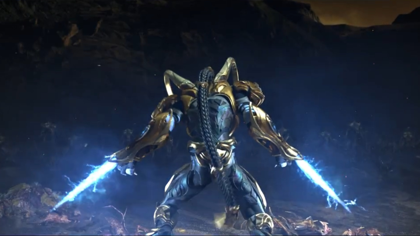 StarCraft 2 Legacy (3)