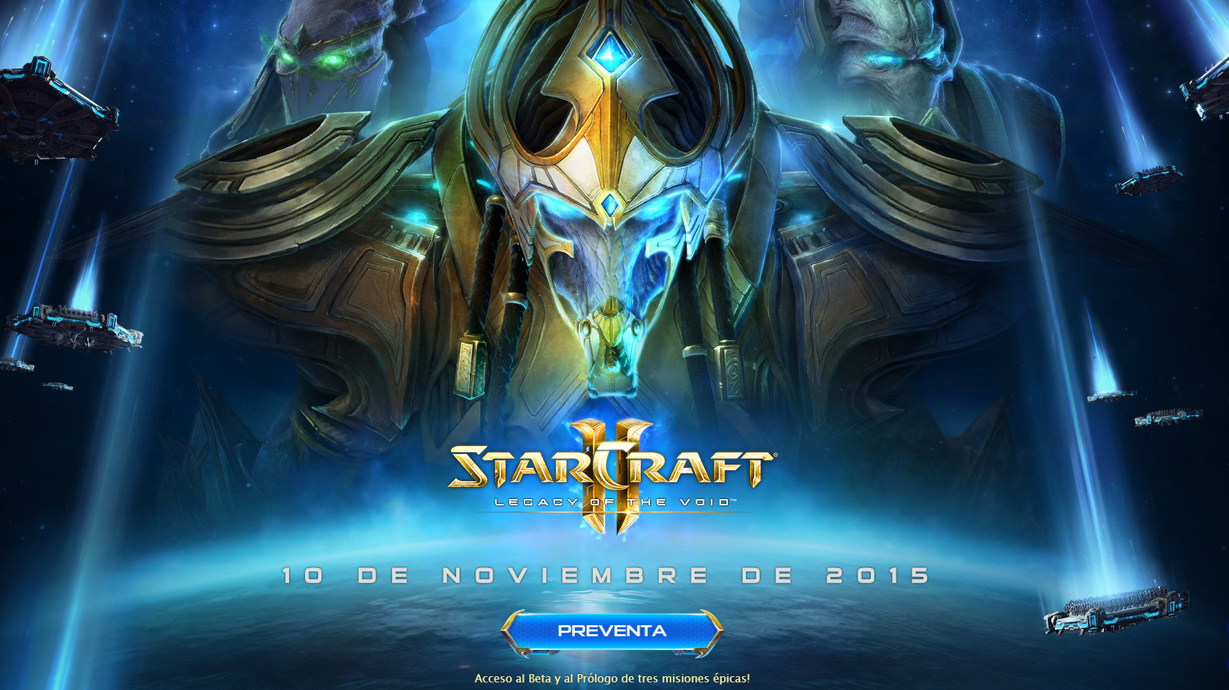 StarCraft 2 Legacy of The Void (1)