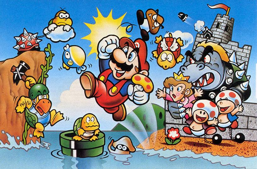 Super Mario Bros (4)
