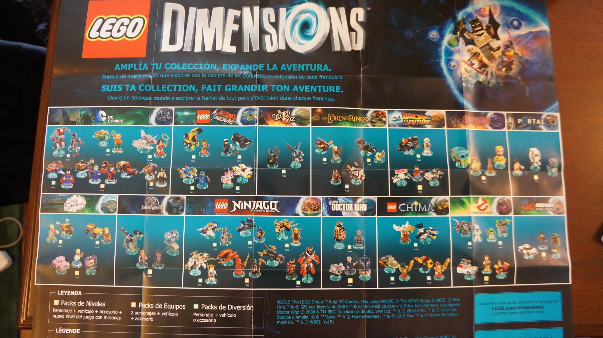 LEGO Dimensions4