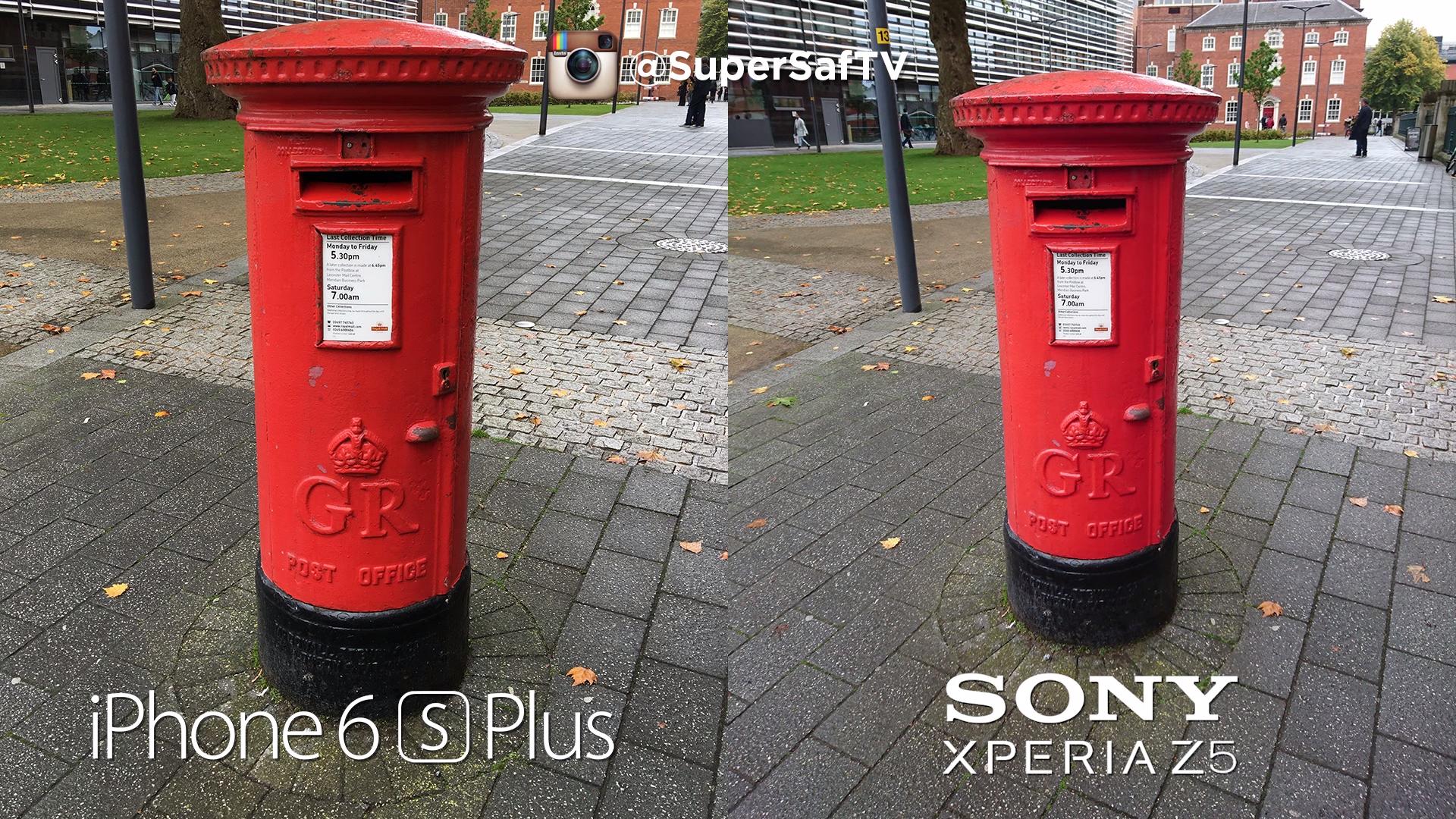 Xperia z5 vs iPhone 6s plus (4)
