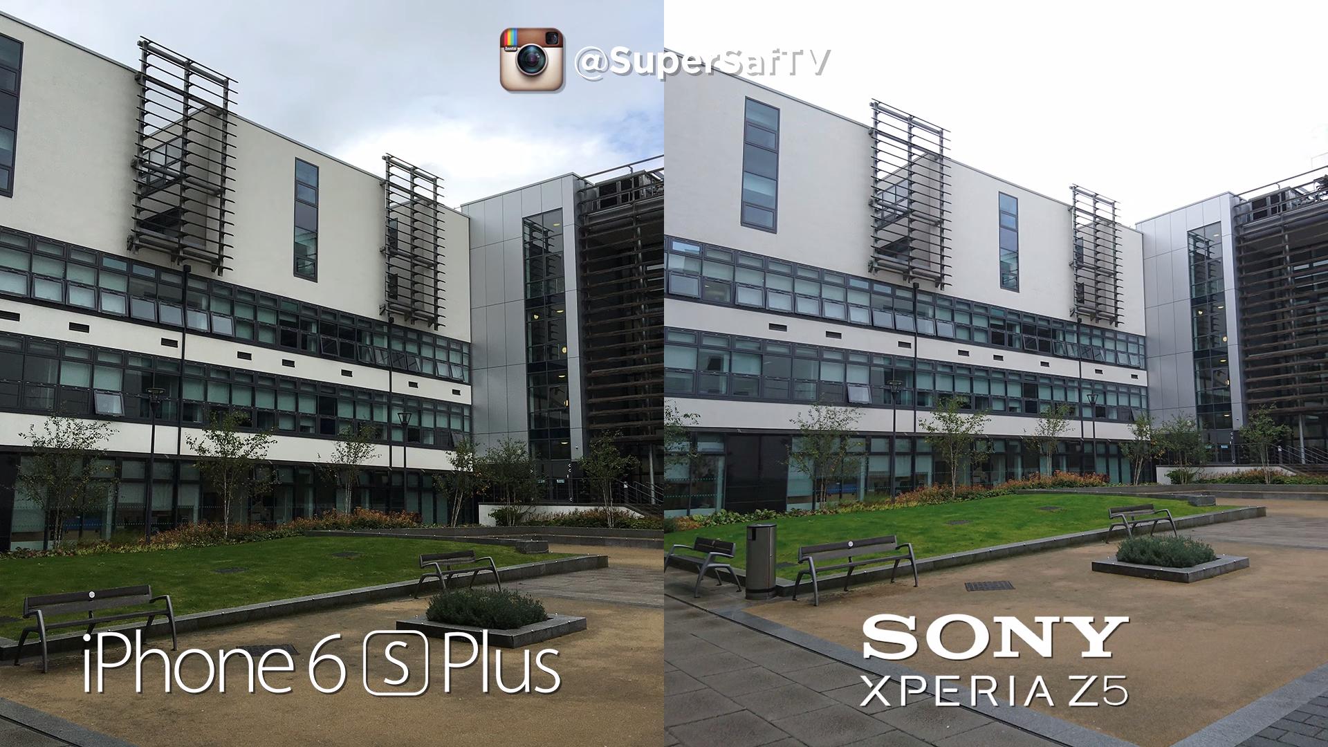 Xperia z5 vs iPhone 6s plus (5)