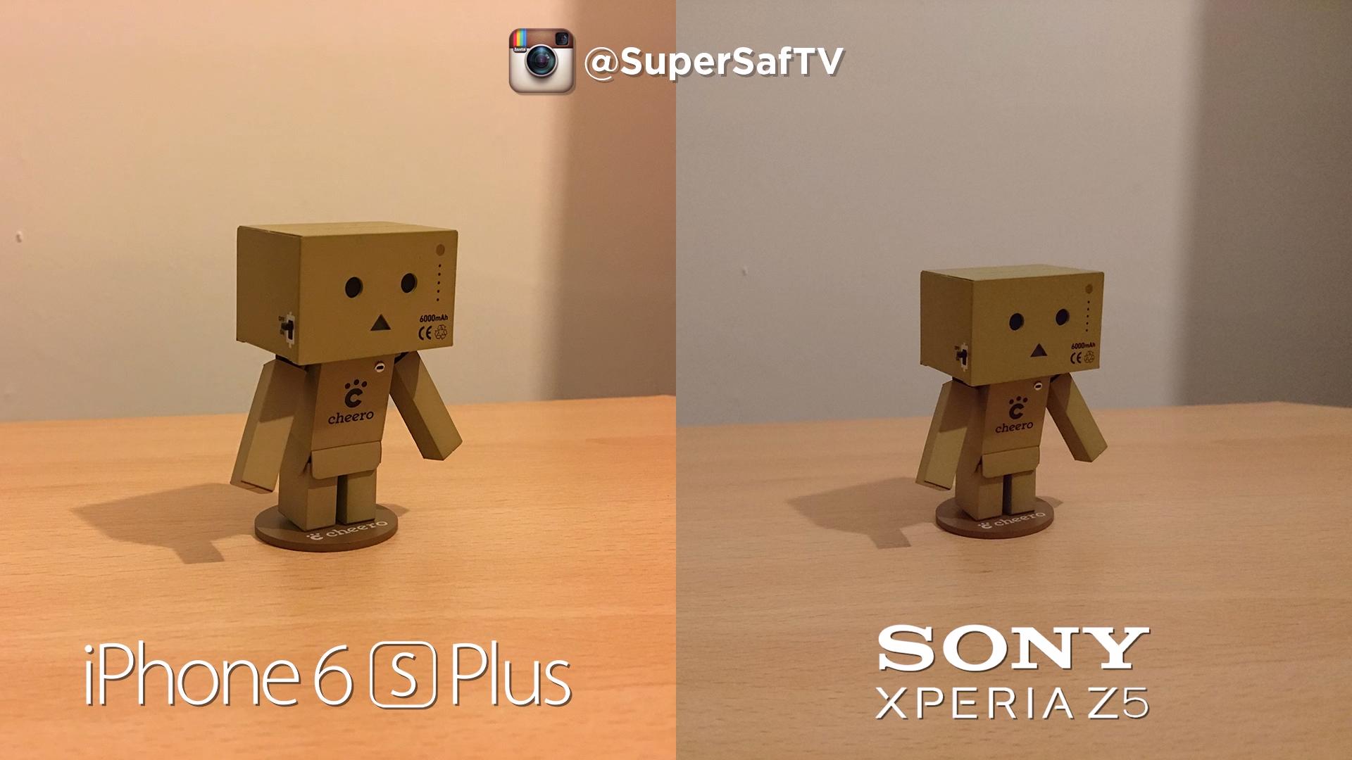 Xperia z5 vs iPhone 6s plus (6)