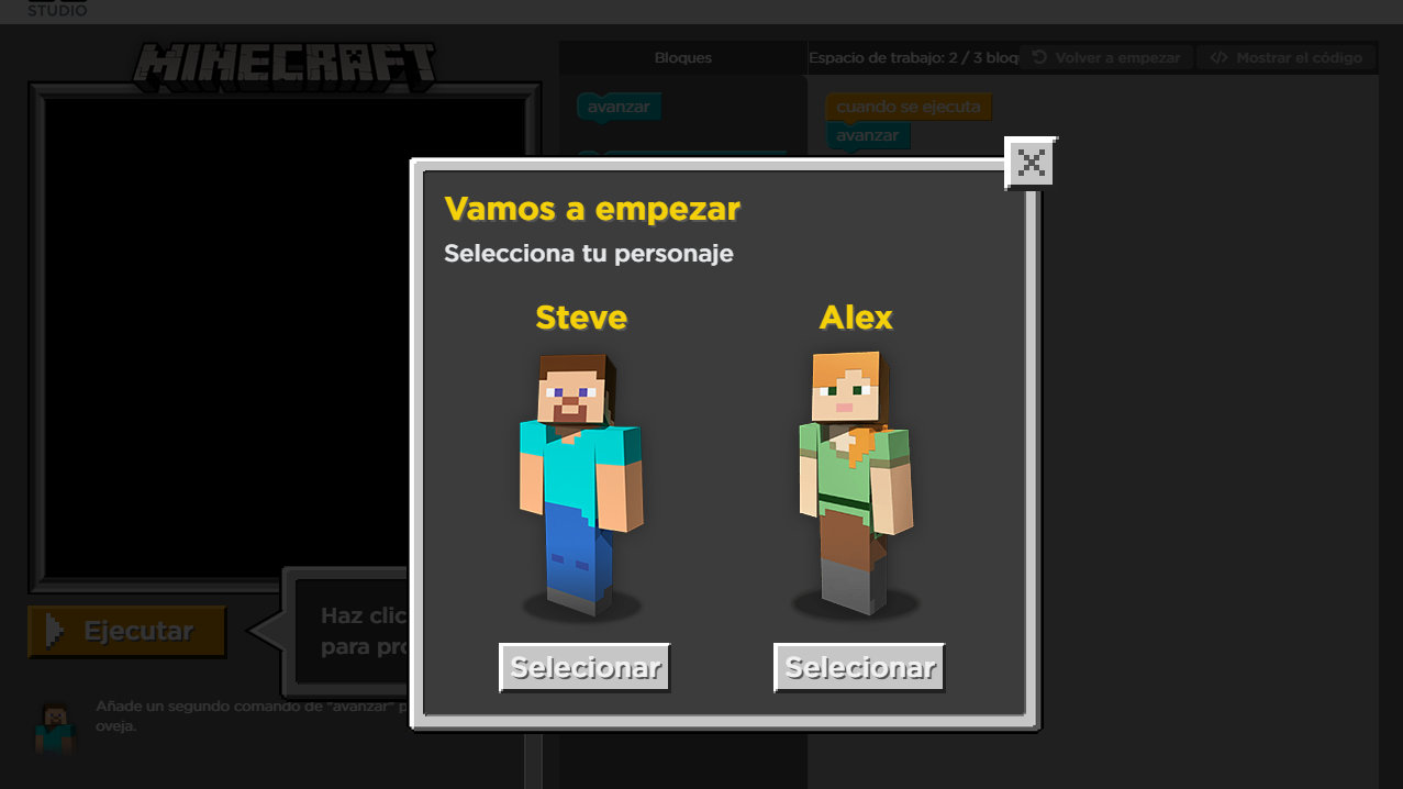 Miencraft Hour of code (1)