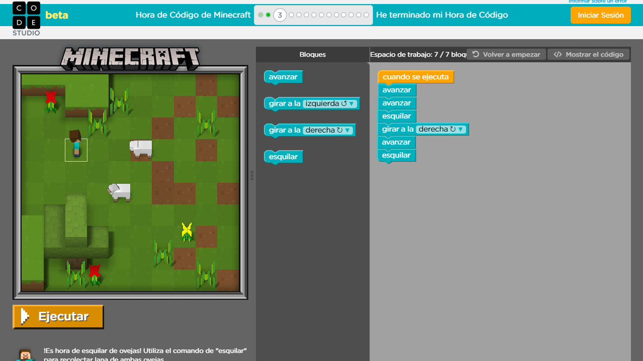 Miencraft Hour of code (3)