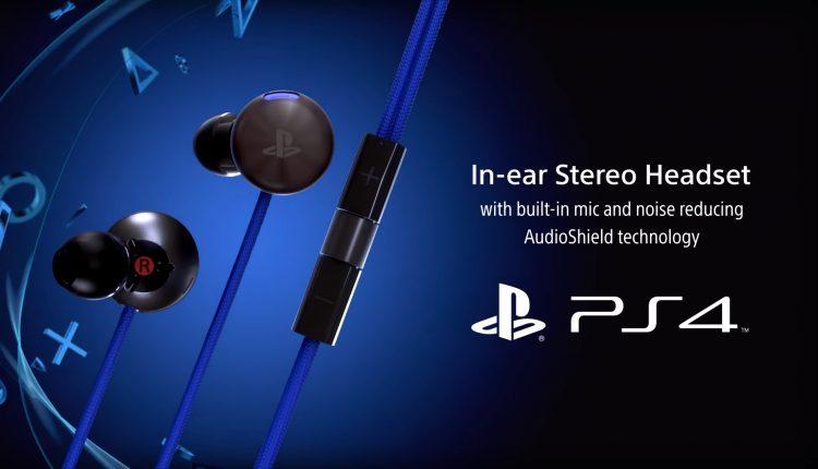 PlayStation headphones (1)