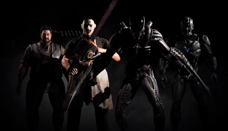 Mortal Kombat X Pack 2
