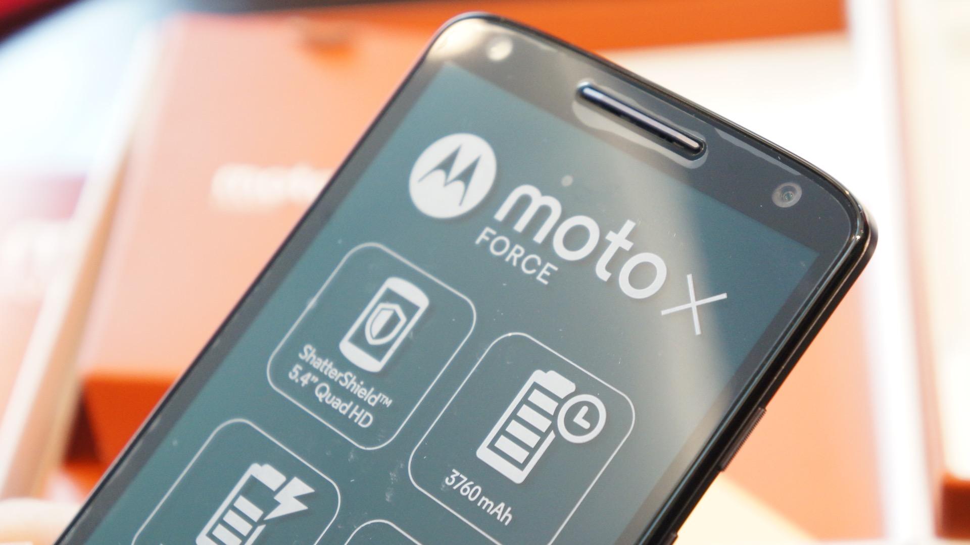 Moto X Force16