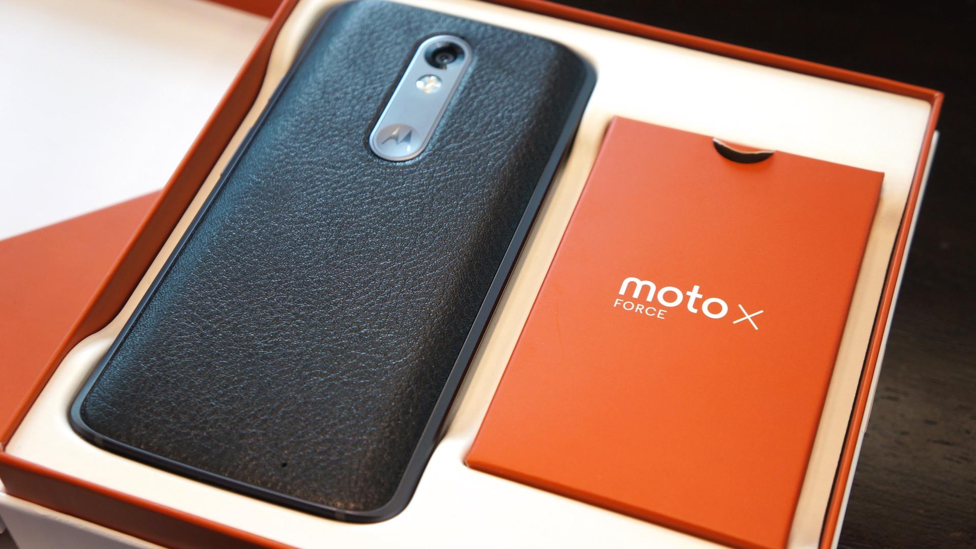 Moto X Force7
