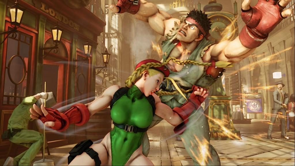 Street Fighter V1