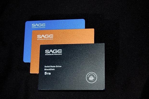 Sage crea un disco duro SSD de 10 TB que cabe en tu bolsillo | TEC