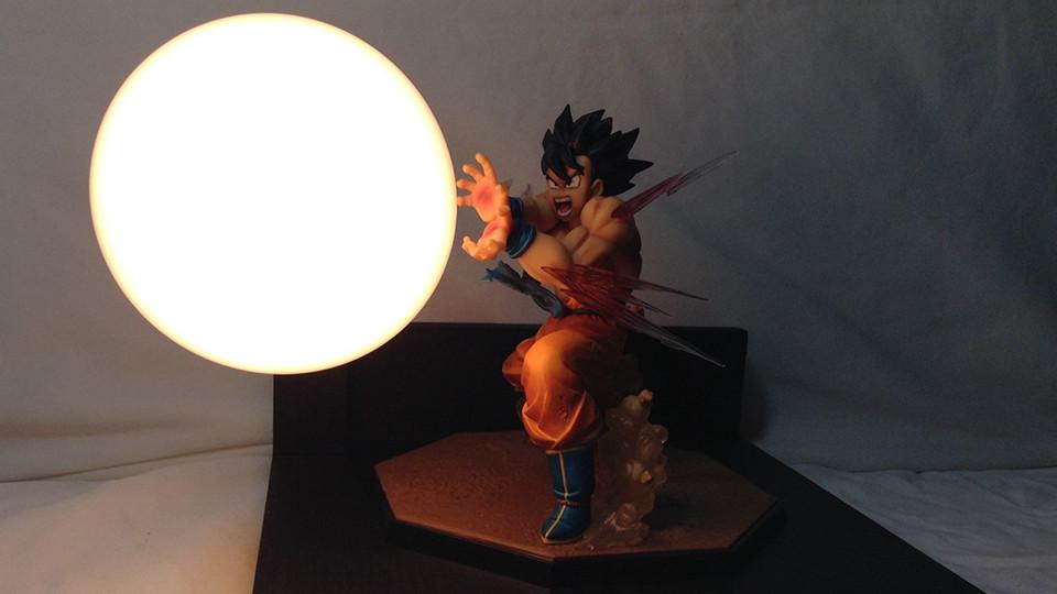 Dragon Ball Z lámpara (1)