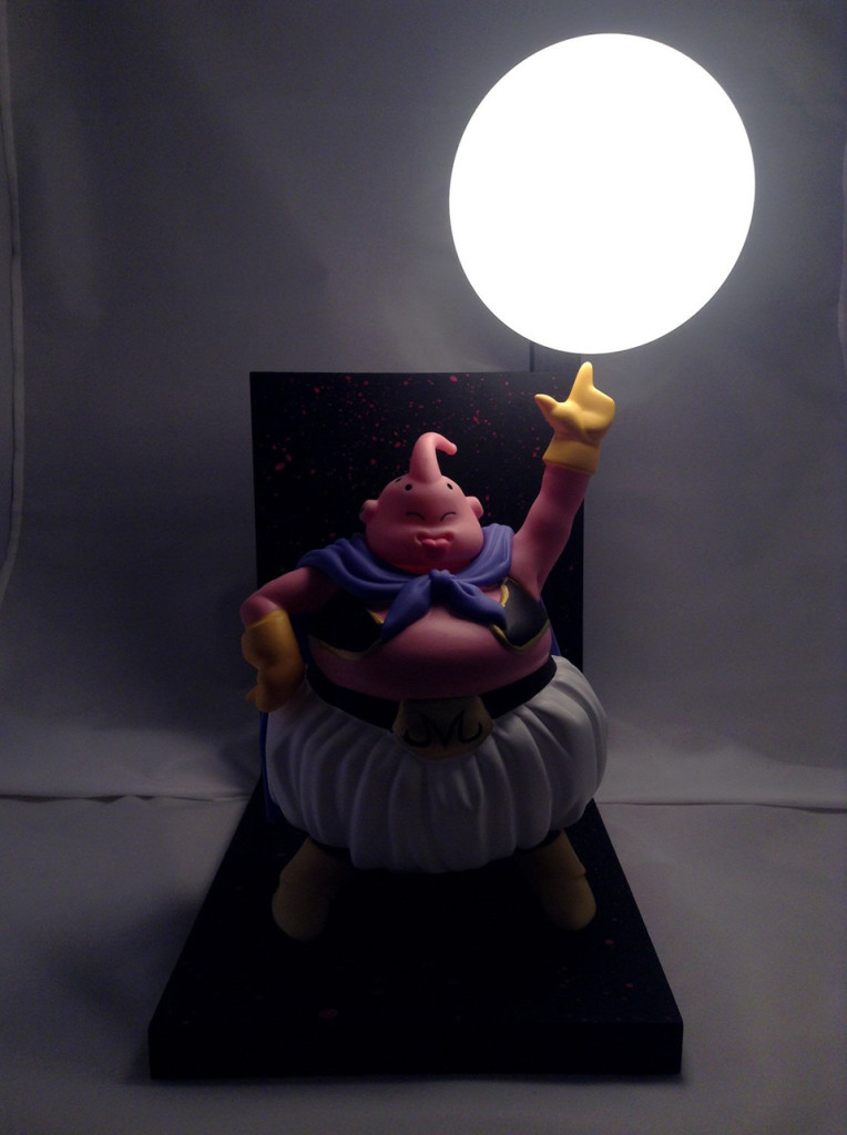 Dragon Ball Z lámpara (13)
