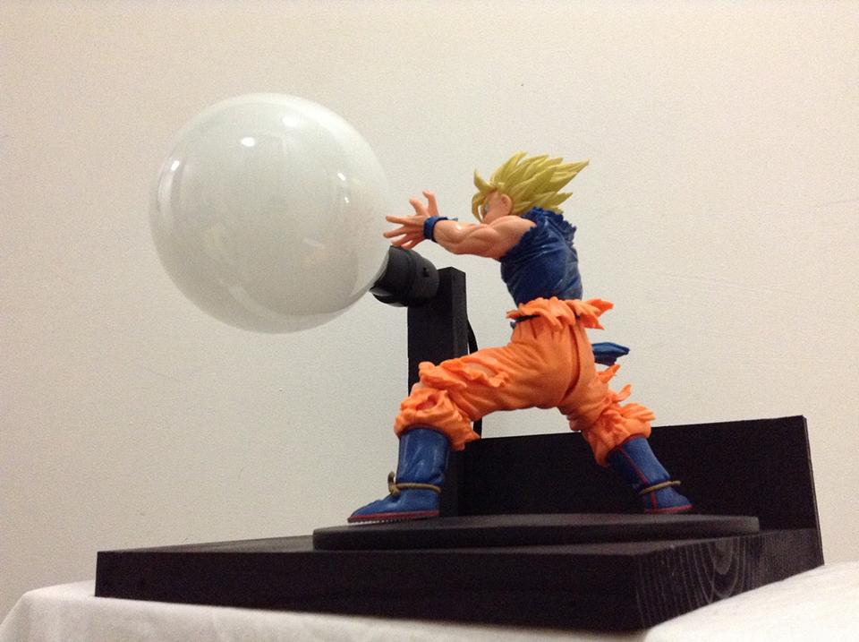 Dragon Ball Z lámpara (14)