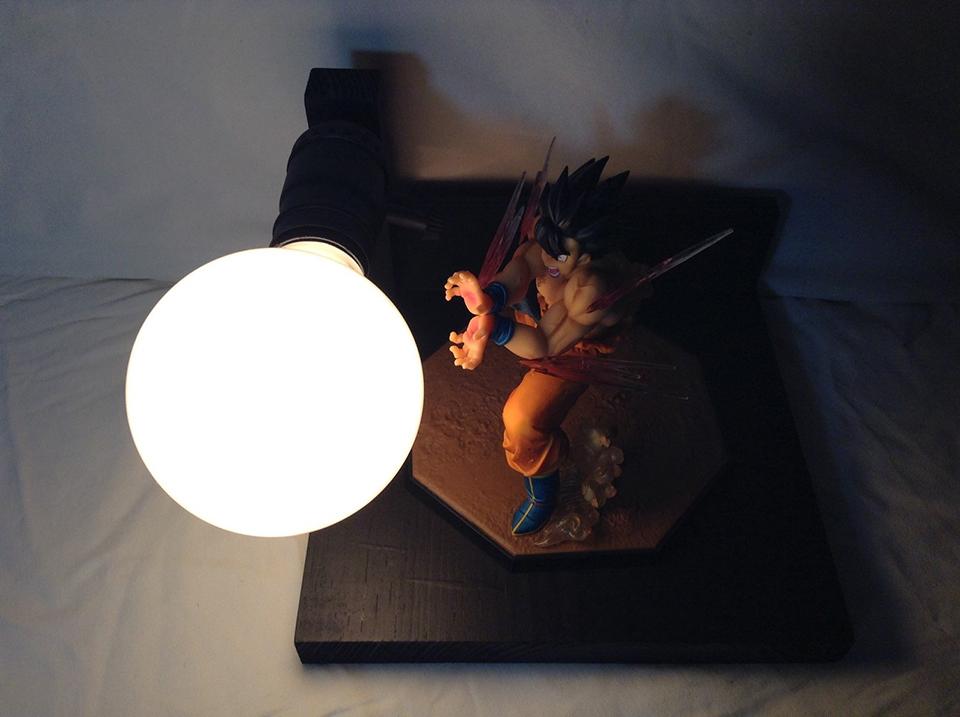 Dragon Ball Z lámpara (16)