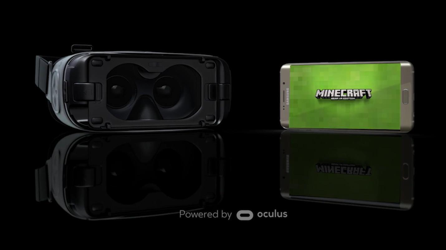 Minecraft VR Gear (2)