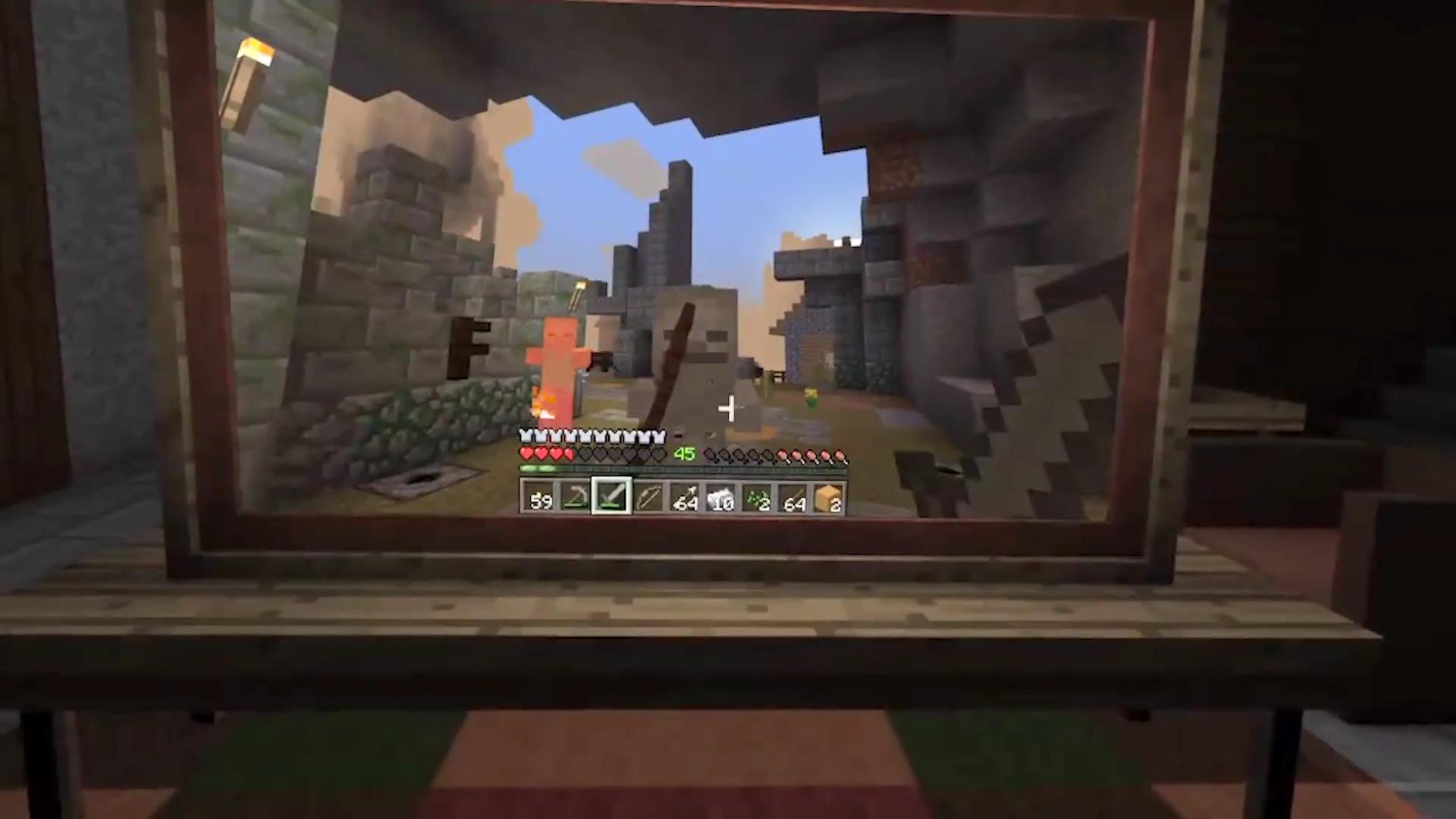 Minecraft VR Gear (3)
