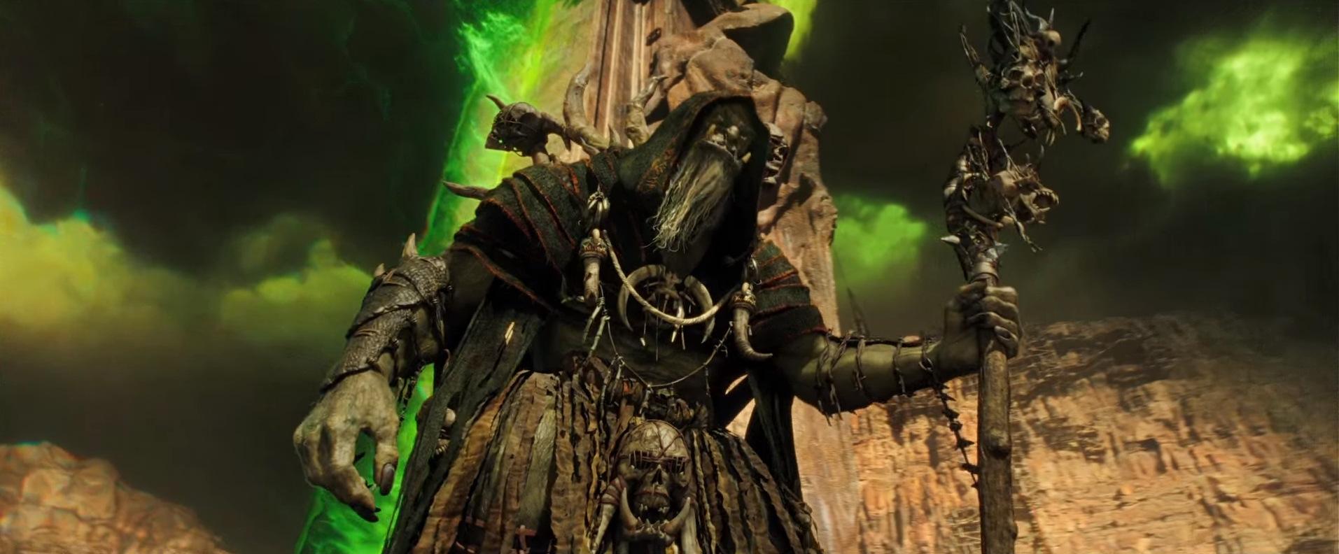 Warcraft Movie película (15)