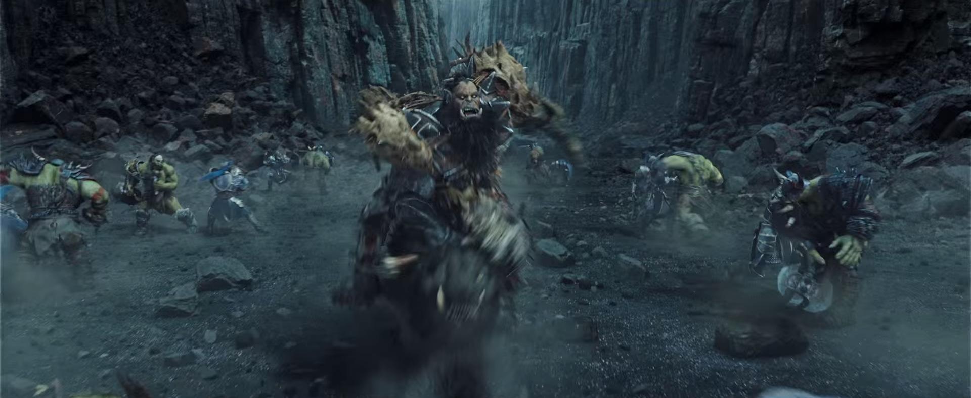Warcraft Movie película (4)