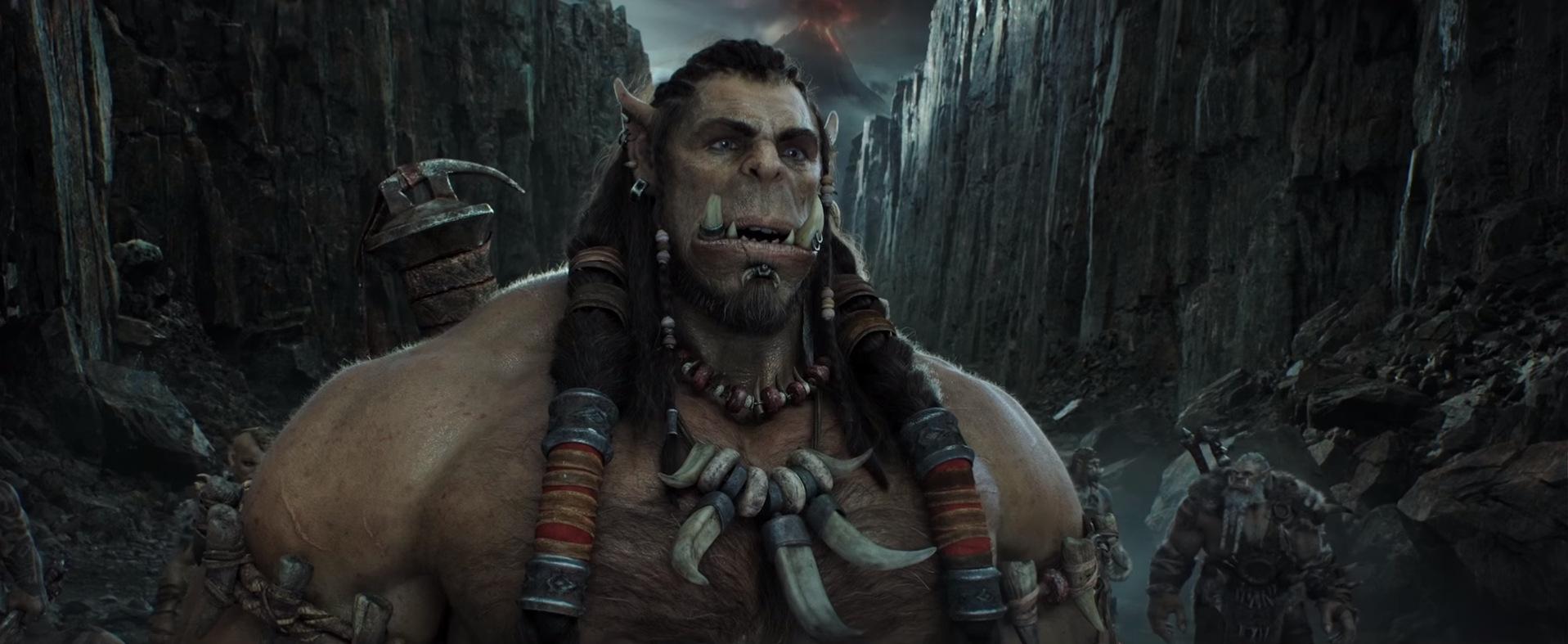 Warcraft Movie película (7)